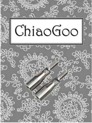 ChiaoGoo Interchangeable Adaptors Large to Small and Mini Tips Set of 2 Adapters