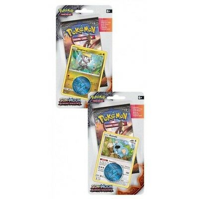 Pokemon Sun And Moon 3 Burning Shadows Checklane Blister Display (16) [2198921]