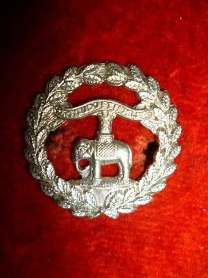 The Argyll & Sutherland Highlanders 1st Dumbartonshire R.V. Collar Badge