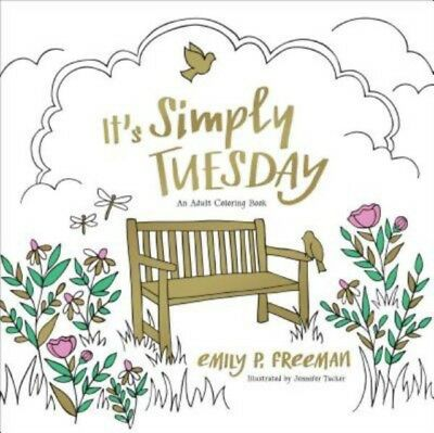 ITS SIMPLY TUESDAY, Freeman, Emily P, 9780800728182