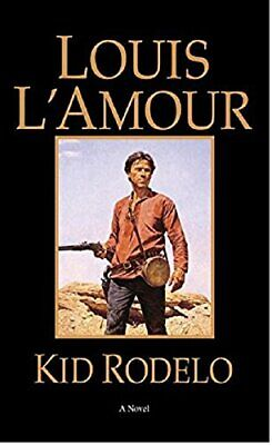 Kid Rodelo by L'Amour, Louis Paperback Book The Cheap Fast Free Post