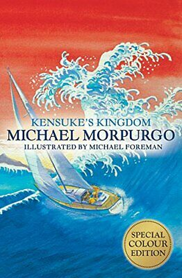 Kensuke's Kingdom (Special Colour Edition) by Morpurgo, Michael Book The Cheap