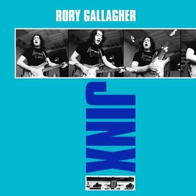 Rory Gallagher-Jinx  CD NEW