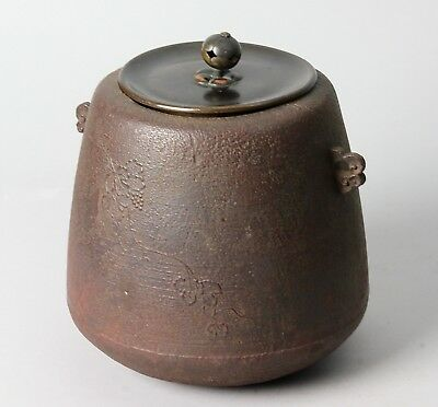 Japanese Iron  pot     Tea Ceremony K81