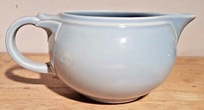 LuRay Pastels Creamer Windsor Blue Taylor Smith and Taylor TS&T Vintage