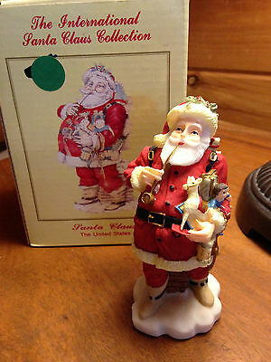 The International Santa Claus Collection ~  SANTA CLAUS THE UNITED STATES