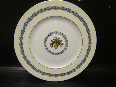 Wedgwood Appledore Pattern Dinner Plate Mint Condition 10 5/8""