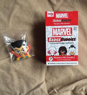 Marvel Badge Buddies Mystery Mix Series 1 Dr. Strange