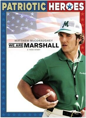 We Are Marshall [New DVD] Ac-3/Dolby Digital, Dolby, Dubbed, Eco Amaray Case,