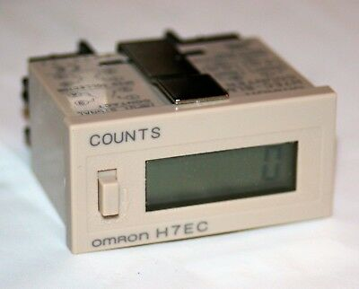 New OMRON Time Counter H7EC-BLM H7ECBLM
