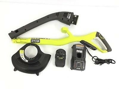 Ryobi P2030 ONE+ 18V Lithium-Ion Electric Cordless String Trimmer Edger Package