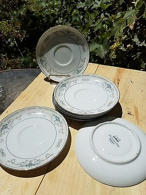 WADE Fine China of Japan Diane Porcelain Saucer