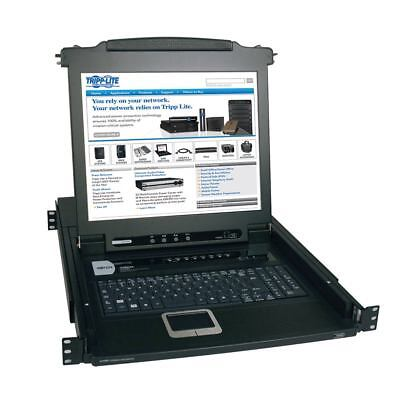 Tripp Lite B020-008-17 - NetDirector Console KVM with 17 INCH LCD Console - ...