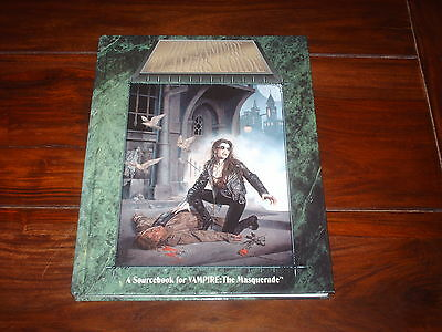Vampire The Masquerade The Players Guide World of Darkness WW2206