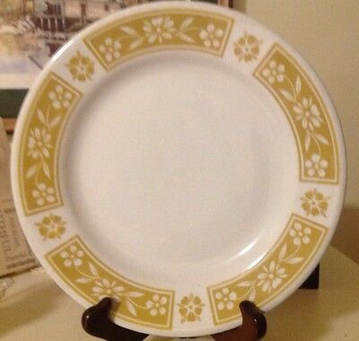 "Sterling Vitrified China Restaurant Ware 9"" Dinner Plate ~ East Liverpool, Ohio"