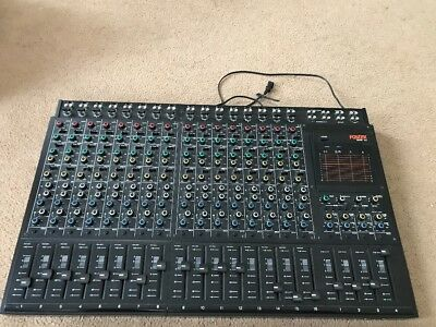 Fostex Model 450 Mixer - 16 Channel Recording Mixing Board
