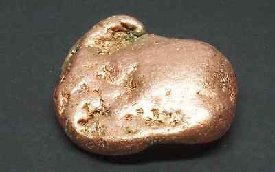 Copper Nugget 3.2 Oz Mineral Specimen Keweenaw Michigan USA 97527