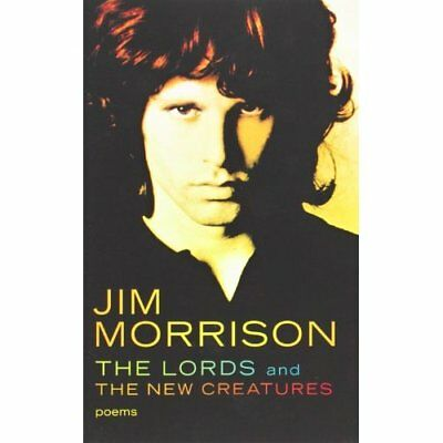 The Lords and the New Creatures - Paperback NEW Morrison, Jim 1970-06-30