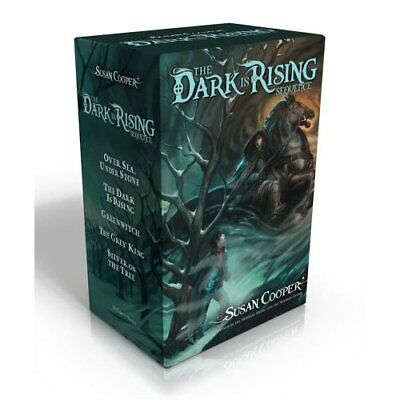 The Dark Is Rising Sequence: Over Sea, Under Stone/The  - Paperback NEW Cooper,