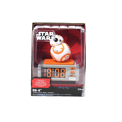 Div-15090-Star-Wars-Rouge-One-BB-8-Wecker- Kinder Wecker