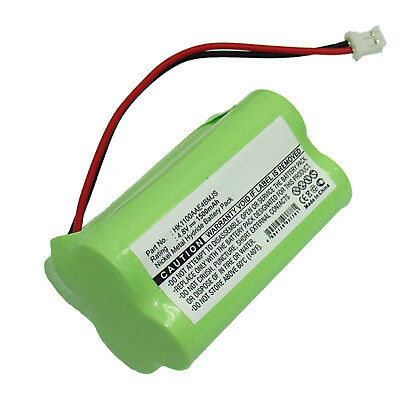 4.8V Baby Monitor Battery For HQRP HK1100AAE4BMJS Lenmar GP300SU Summer Baby SS!