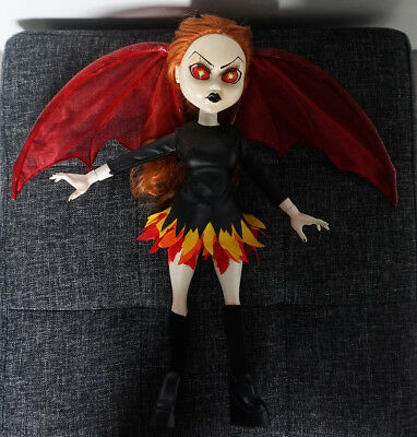 Living Dead Dolls Inferno Fashion Victim