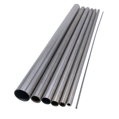 """1pcs  304 Stainless Steel Capillary Tube OD 1//4/"""" Length 0.5m #EY4F  GY"""