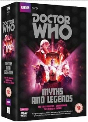 Doctor Who - Myths And Legends Box Set: The Time Monster / Underworld / The Hor.