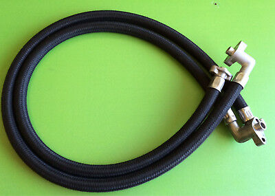 Honda CBX1000 CBX 1000 Engine Oil Cooler Hoses Pipes Line Reconditioning service