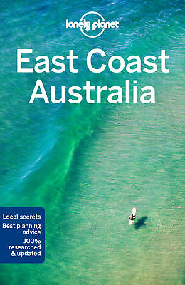 Lonely Planet East Coast Australia Travel Guide BRAND NEW 9781786571540