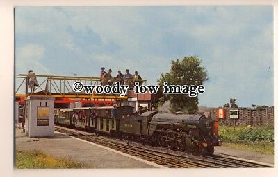 ry1270 - Romney Hythe & Dymchurch Railway, The Northern Chief - postcard