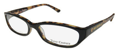 New Juicy Couture 111 Signature Logo Glamorous Eyeglass Frame/eyewear/glasses
