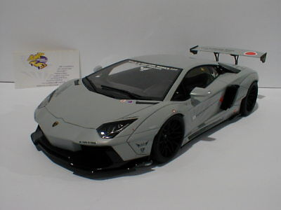 gt spirit gts18502mg lamborghini aventador liberty. Black Bedroom Furniture Sets. Home Design Ideas