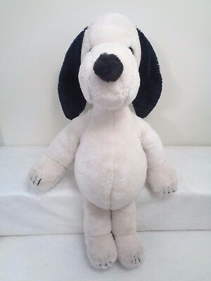 "Snoopy Plush Stuffed Toy United Feature Syndicate 20"" 1968 Vintage Peanuts Gang"