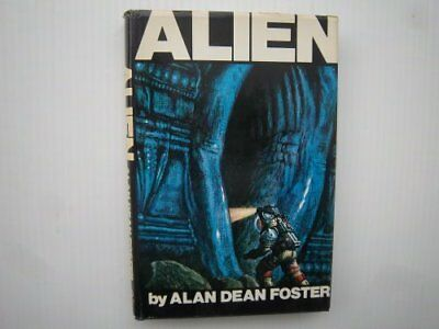 Alien by Foster, Alan Dean Hardback Book The Cheap Fast Free Post