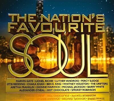 Various Artists - The Nation's Favourite Soul - Various Artists CD H4VG The The