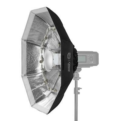 "Glow Foldable Beauty Dish With Bowens Mount (Silver, 28"") #GL-FBD-S-28"