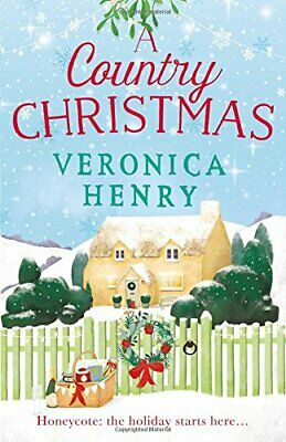A Country Christmas by Henry, Veronica Book The Cheap Fast Free Post
