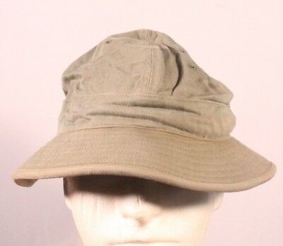 Uniform Hat:  U.S. Army Brimmed Field Hat - WWII era