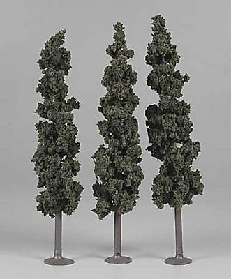 NEW Woodland Scenics Assembled Conifer Pine Green 8  TR1563