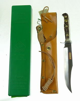 Jrb1123  Puma  116396 Original Bowie Stag Handle Fixed Blade Knife – Germany