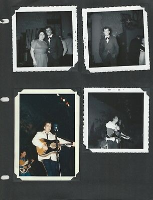 Johnny Seay 28 Photos 1 Signed - Grand Ole Opry
