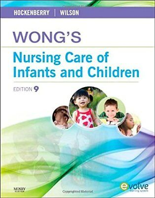 Wong's Nursing Care of Infants and Children by Hockenberry
