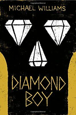 Diamond Boy by Williams, Michael Book The Cheap Fast Free Post
