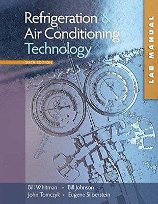 refrigeration and air conditioning technology mindtap course list