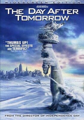 The Day After Tomorrow [New DVD] Dolby, Digital Theater System, Dubbed, Repack