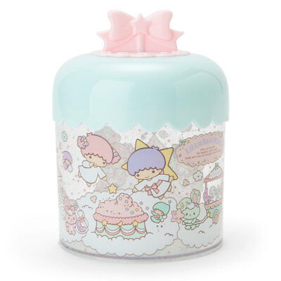 New Sanrio Japan Little Twin Stars Cotton Box