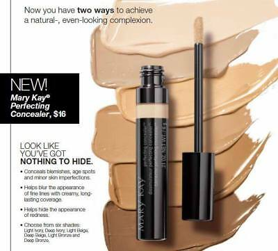 Mary Kay Perfecting Concealer ~ Choose Your Shade!  ~ NEW IN BOX!
