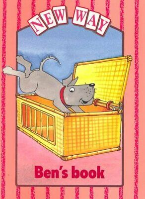 New Way Pink Level Platform Book - Ben's Book by Bailey, Donna Paperback Book