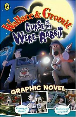 Wallace and Gromit Graphic Novel: Curse of th... by Dungworth, Richard Paperback